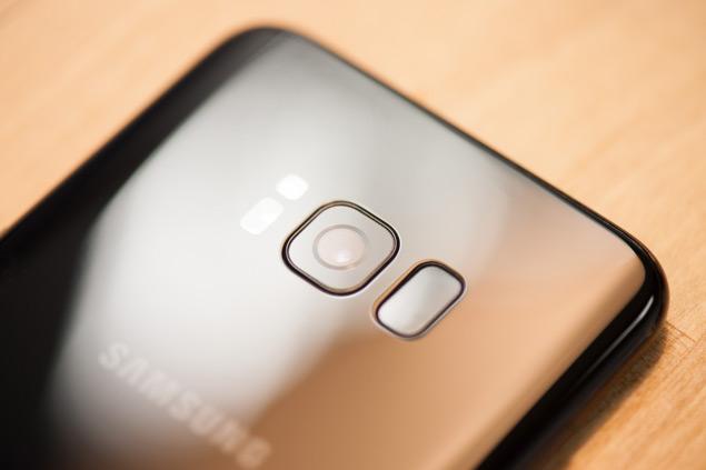 Galaxy S8+ aparat tylny