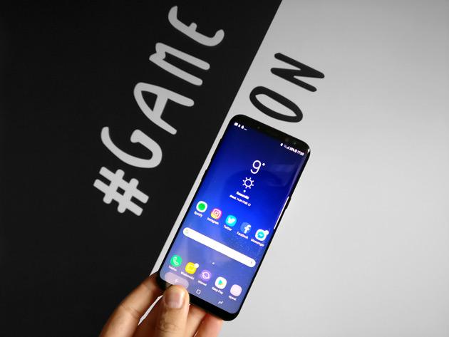 Samsung Galaxy S8plus zdjęcie benchmark.pl
