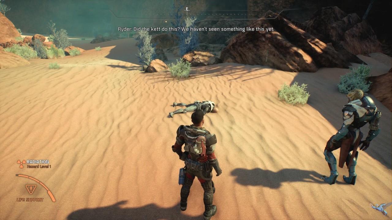 Nie tylko Easter Eggs - Mass Effect Andromeda i poszukiwanie ciał