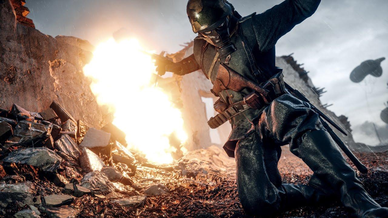 Nie tylko Easter Eggs - Battlefield 1