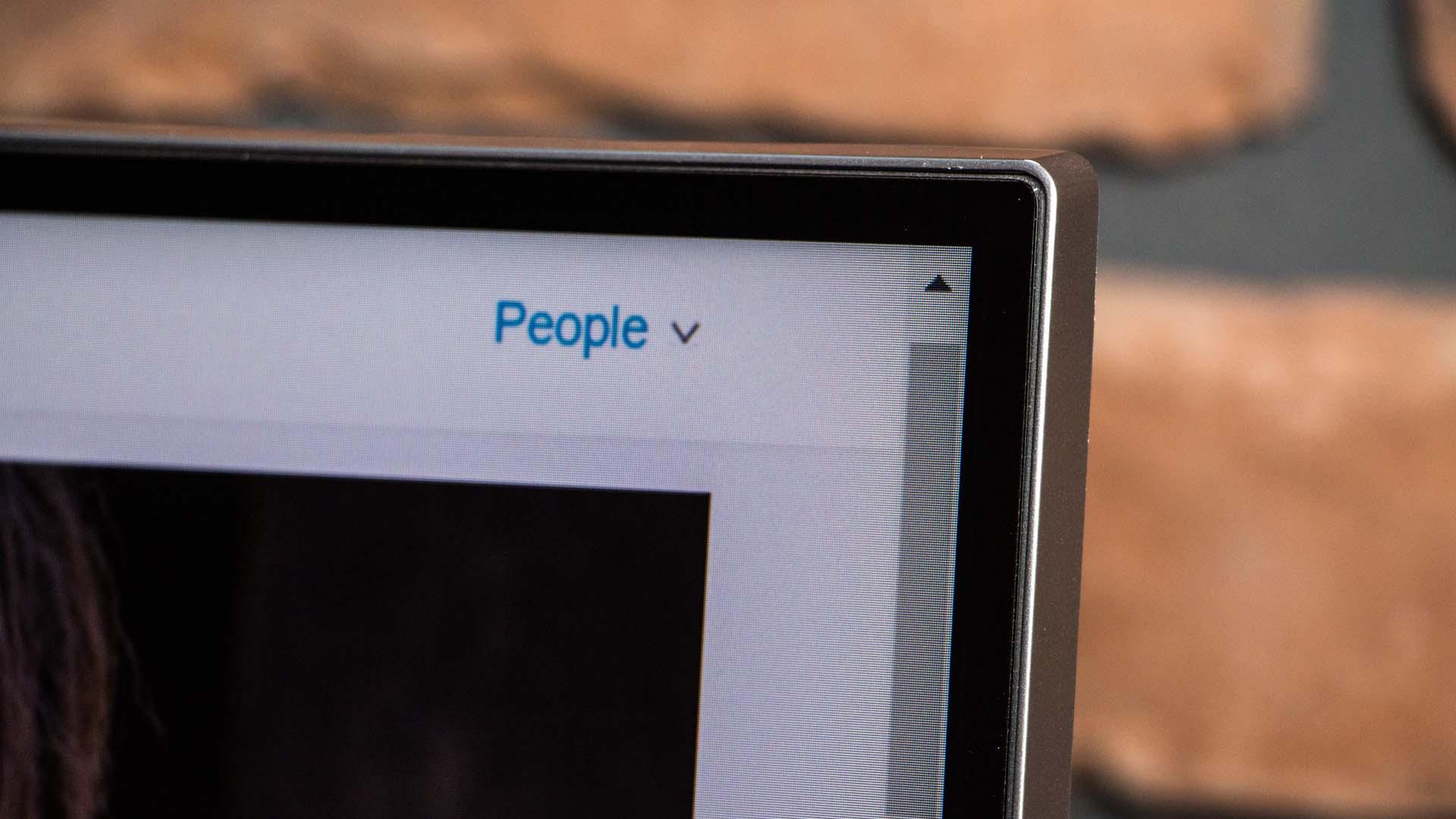 Samsung Curved C34F791 ramka ekranu