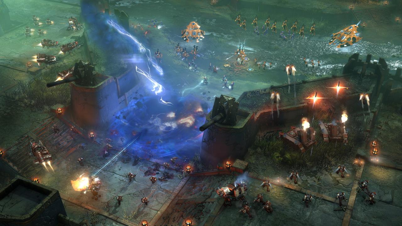 Dawn of War III - zdolność specjalna Eldarów
