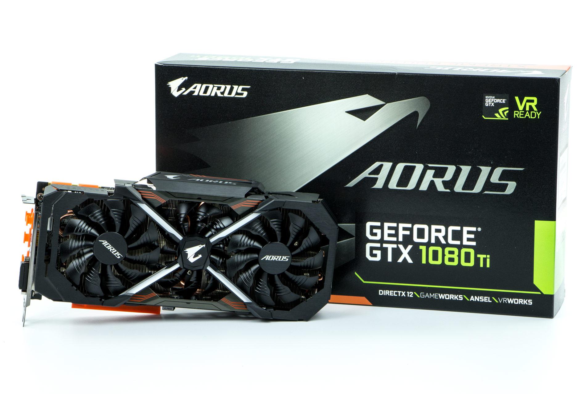 Gigabyte AORUS GeForce GTX 1080 Ti Xtreme Edition