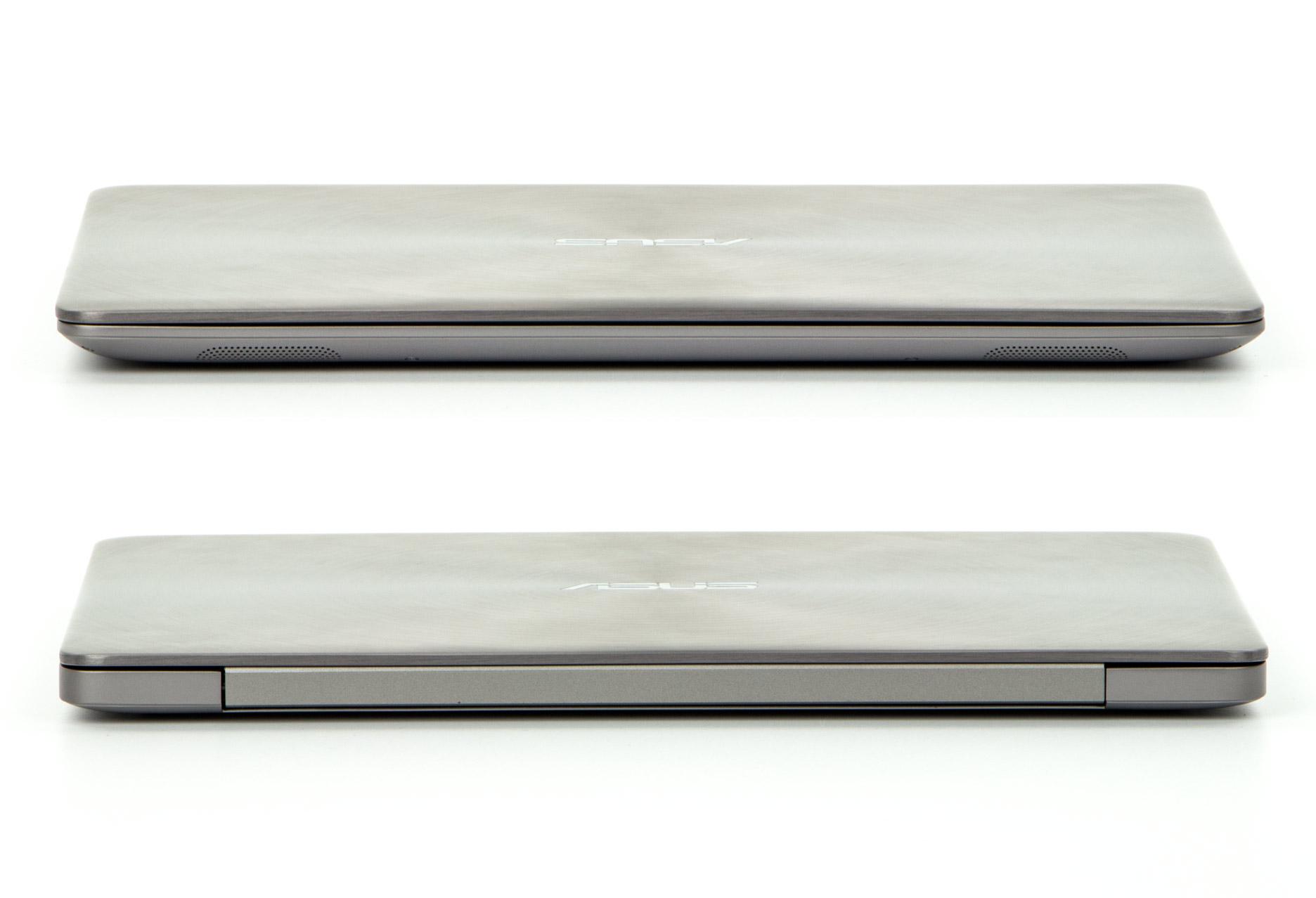Asus Zenbook UX410UQ-GV031T przód i tył