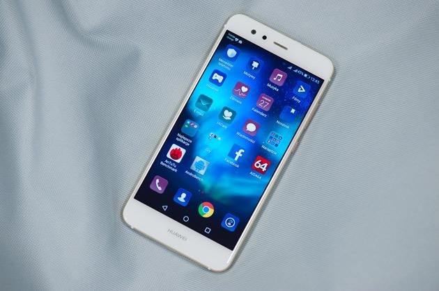 Huawei P10 Lite - wyświetlacz