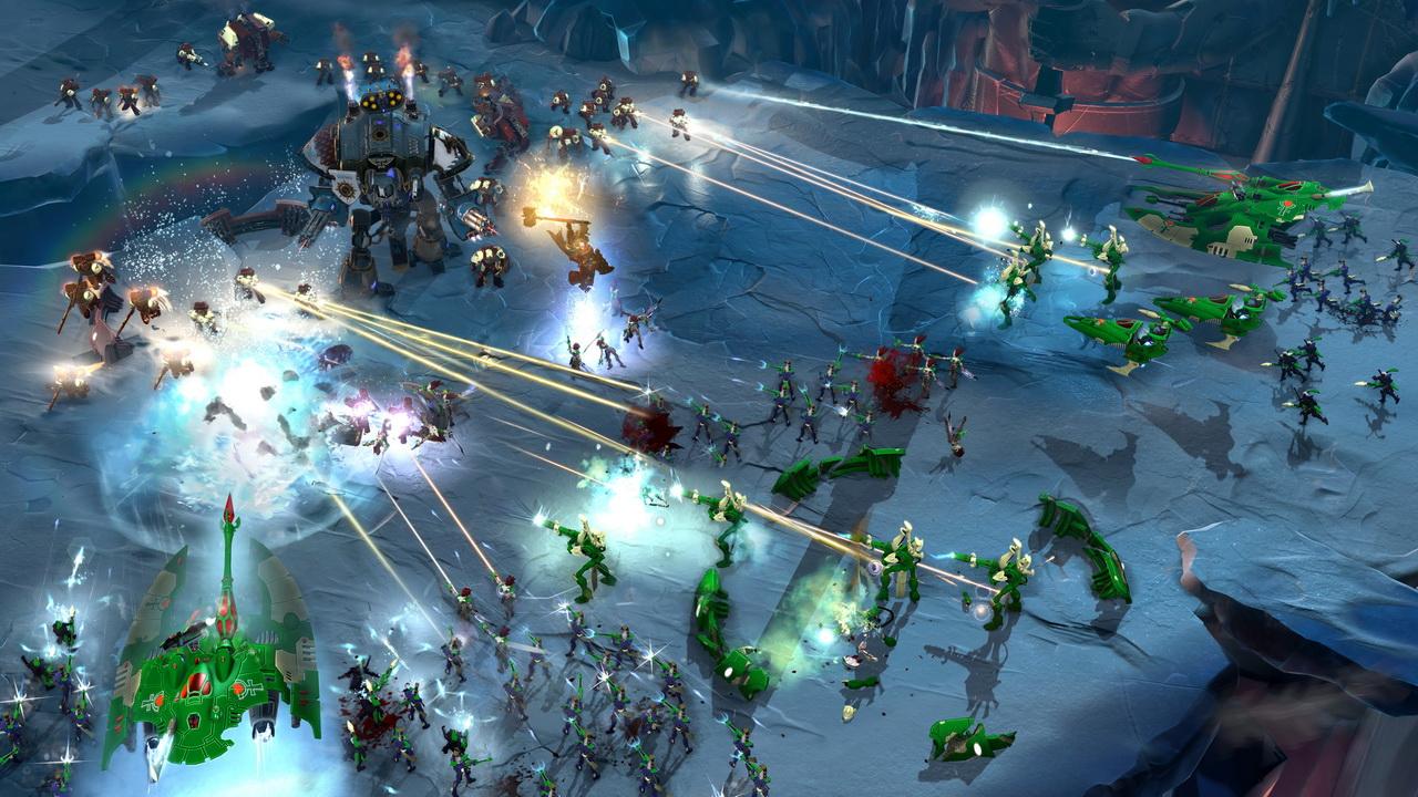 Dawn of War 3 - rozgrywka wieloosobowa