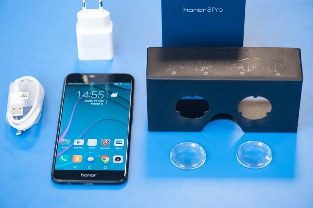 Honor 8 Pro zestaw