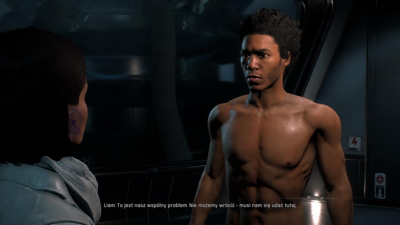 Mass Effect Andromeda - nagi tors Liama