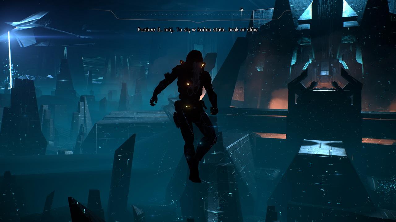 Mass Effect Andromeda - miasto Porzuconych
