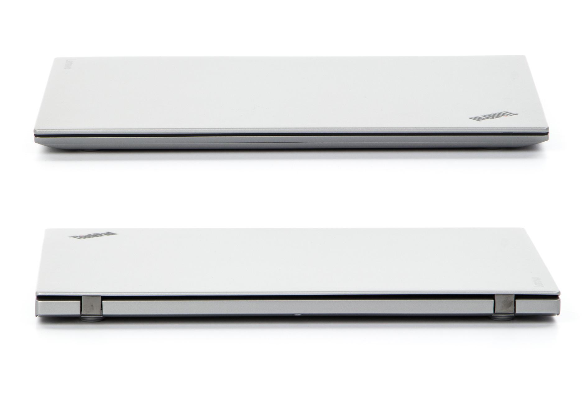 Lenovo ThinkPad T470s przód i tył