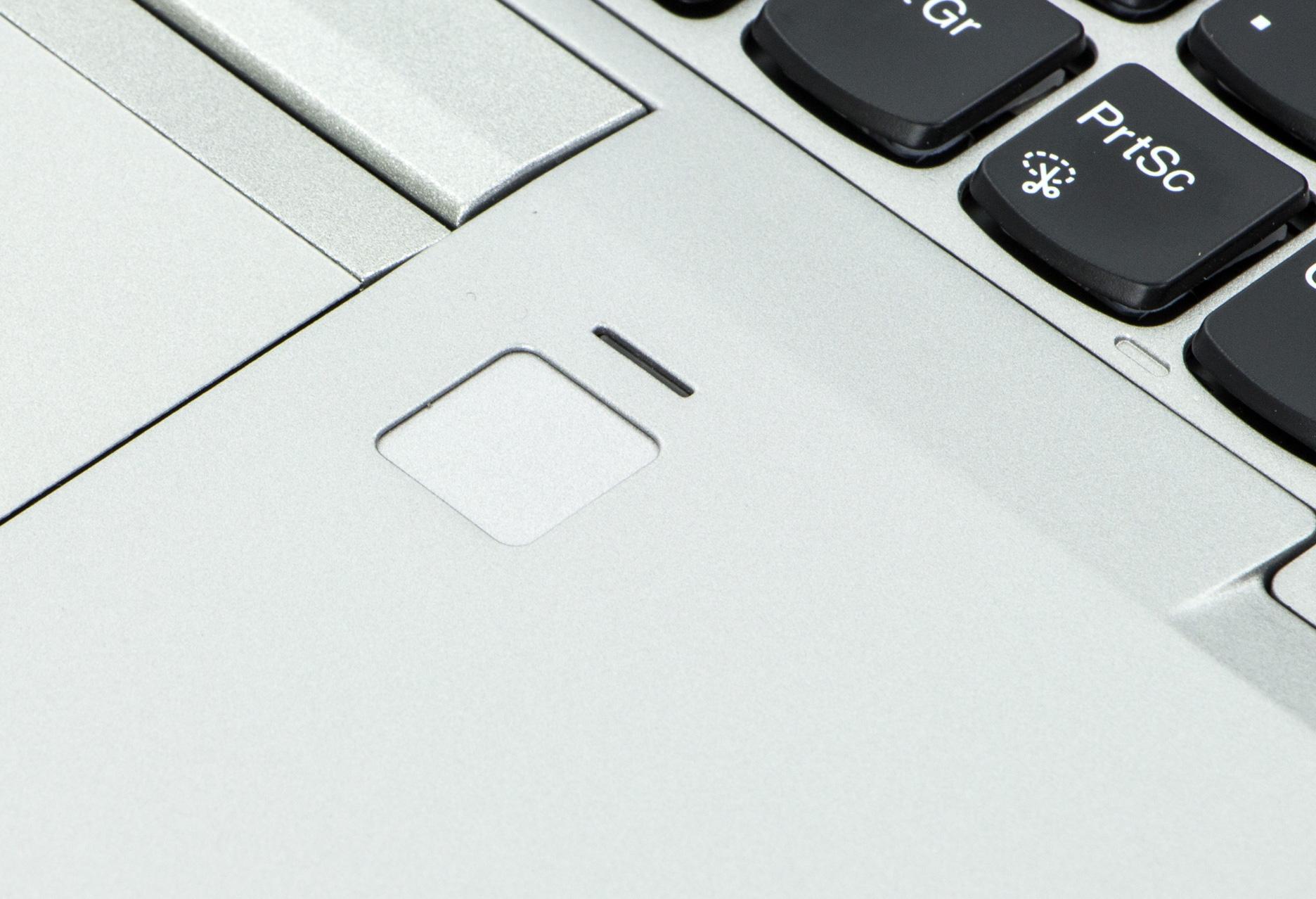 Lenovo ThinkPad T470s czytnik linii papilarnych