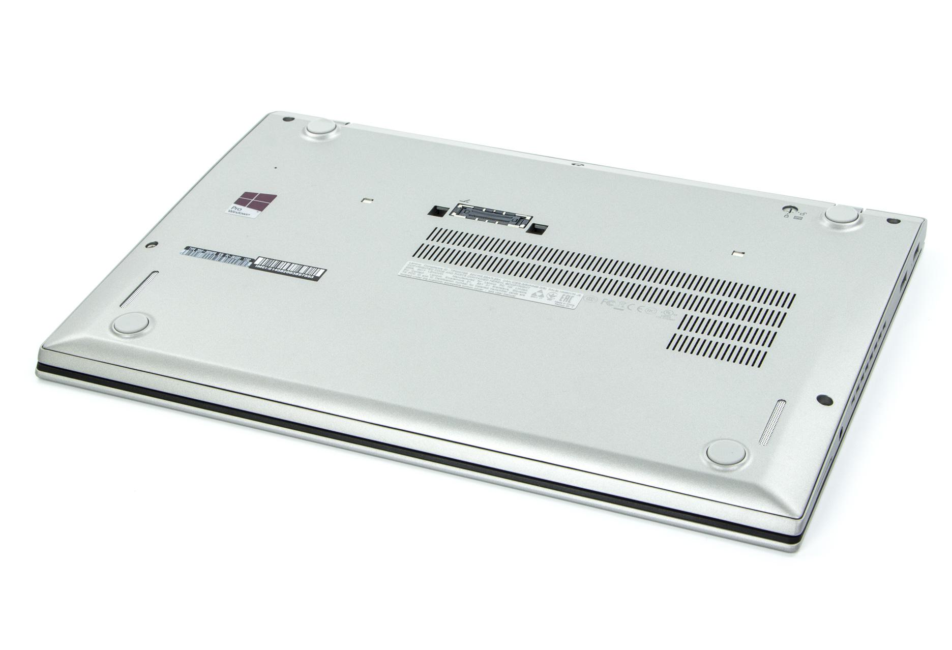Lenovo ThinkPad T470s spód