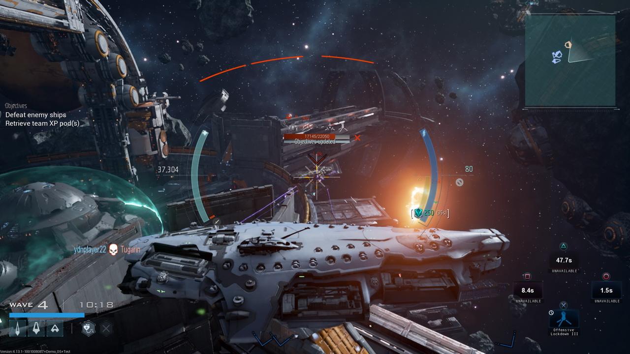 Dreadnought - obrona stacji kosmicznej