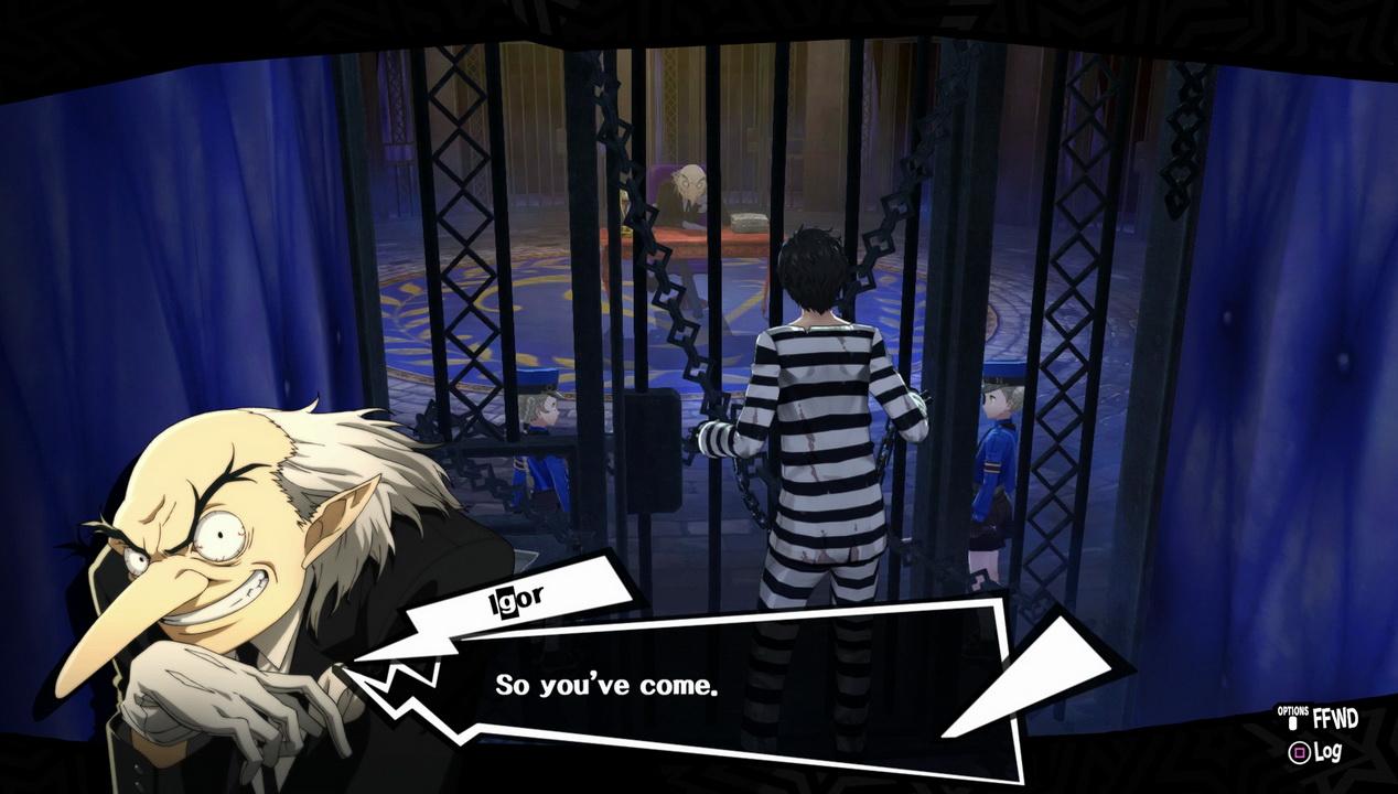 Persona 5 - skazaniec