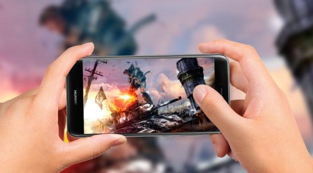 Huawei P9 Lite 2017 gry