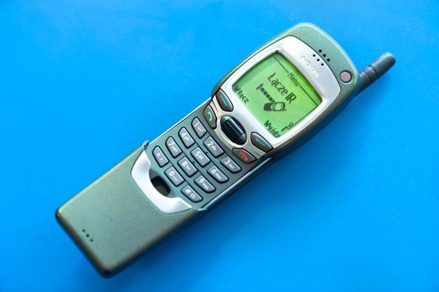 Nokia 7110 IR
