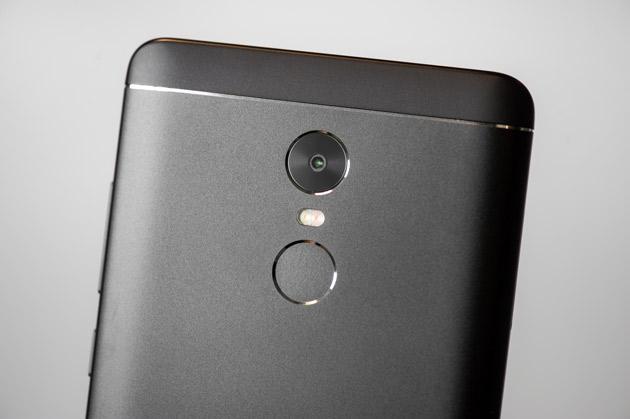 Xiaomi Redmi Note 4 - metalowa obudowa