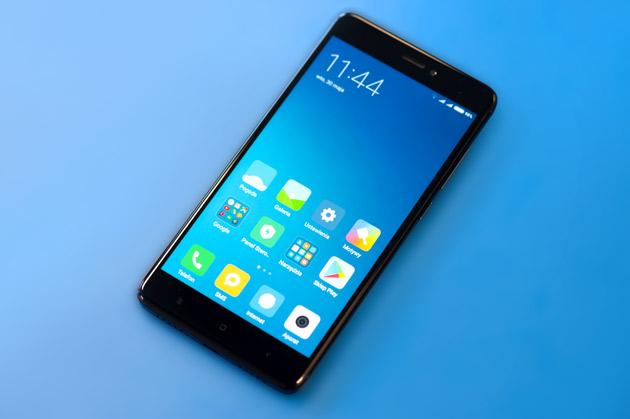 Xiaomi Redmi Note 4 - wyświetlacz
