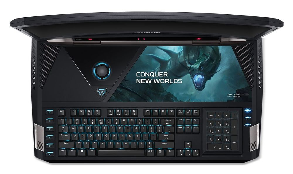 Acer Predator 21X