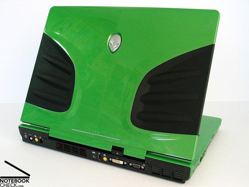 Alienware aurora m9700