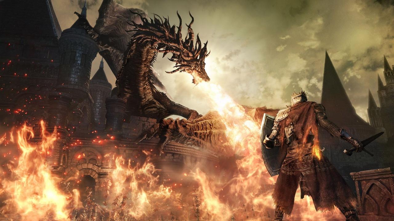 Najbardziej wpływowe marki gier - Dark Souls
