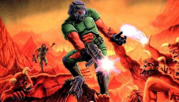 Wpływowe marki gier - Doom
