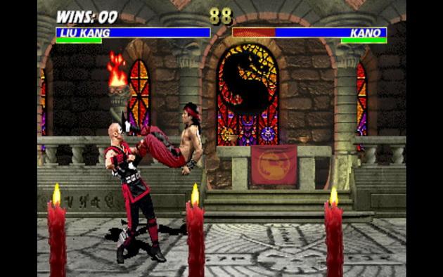 Najbardziej wpływowe marki gier - Mortal Kombat