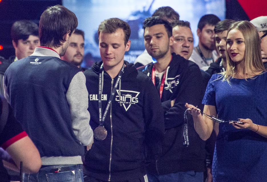 E-sport i Wargaming - medal dla Polaka