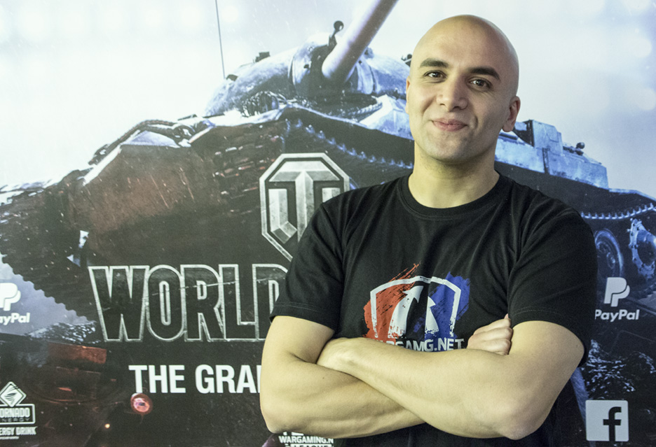 Esport i Wargaming - Mohamed Fadl