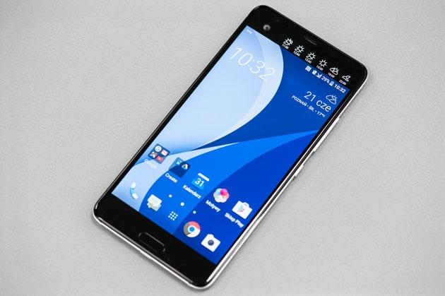 HTC U Ultra ekran