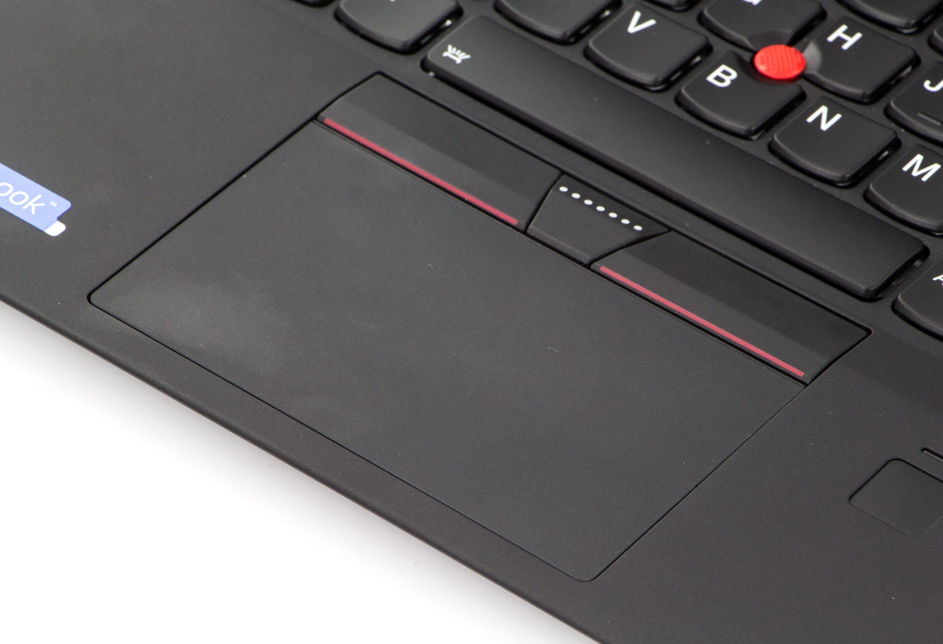 Lenovo ThinkPad X1 Carbon 5 touchpad