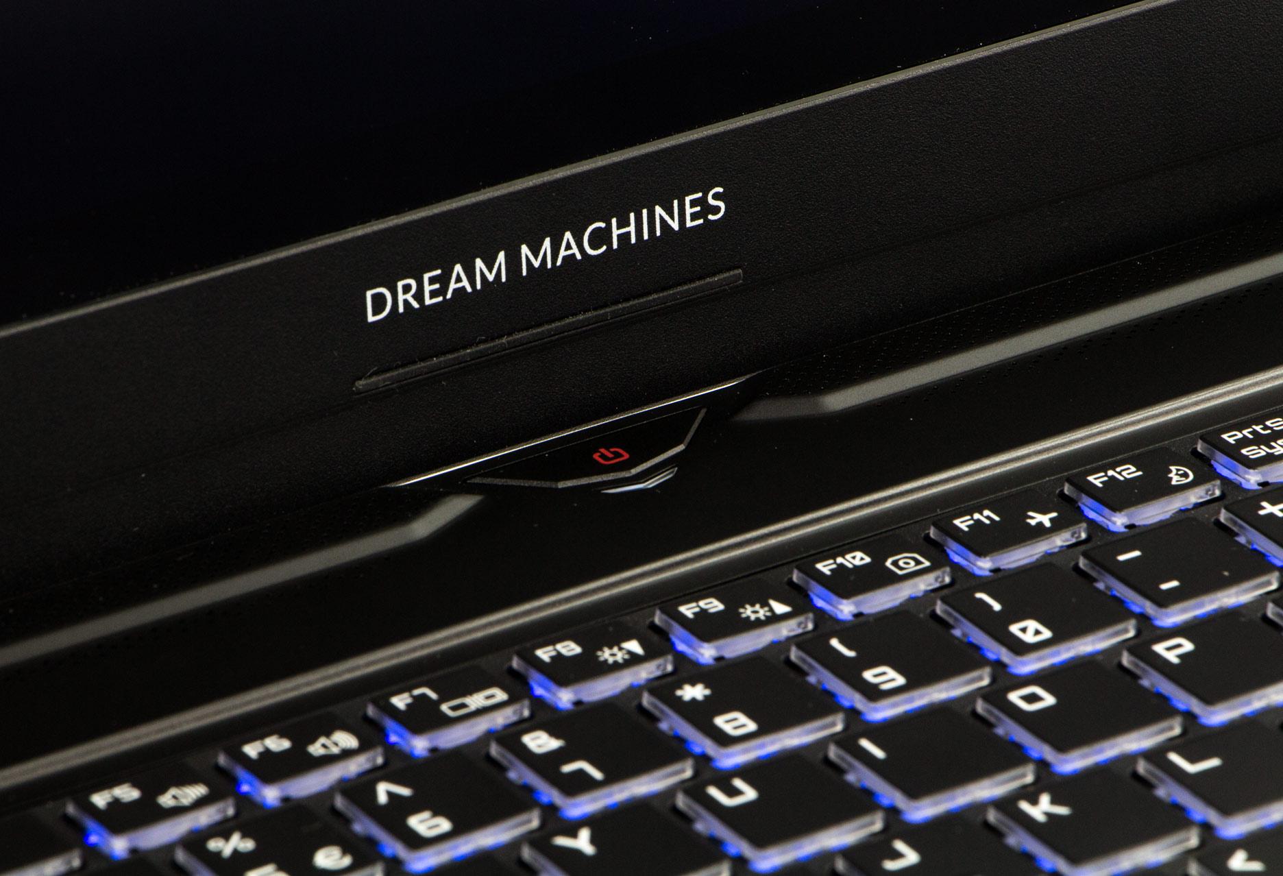 Dream Machines GS1060-15PL22 klawiatura