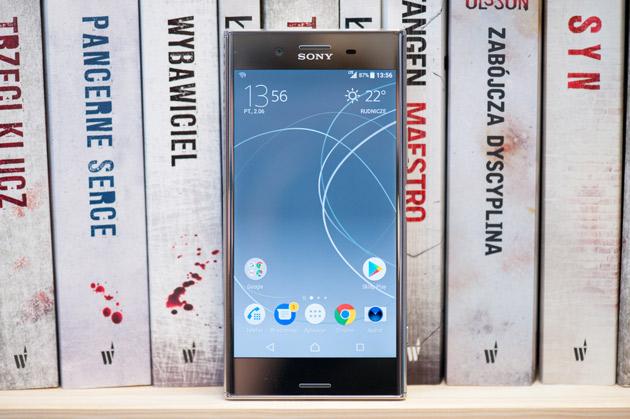 Sony Xperia XZ Premium - wyświetlacz 4K UHD HDR