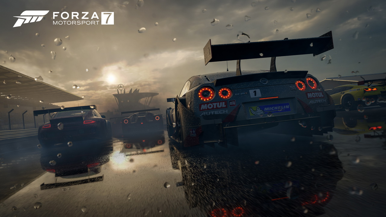 E3 2017 - Forza Motorsport 7