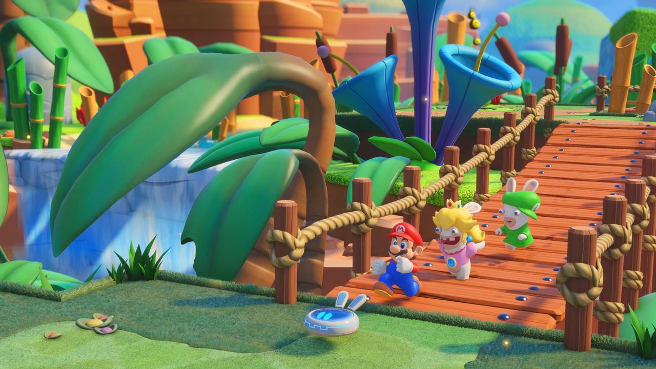 E3 2017 - Mario + Rabbids: Kingdom Battle