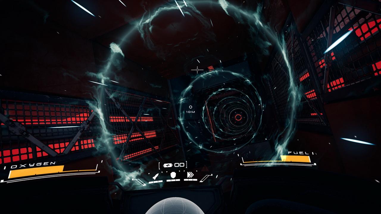 Detached - tunel przyspieszający