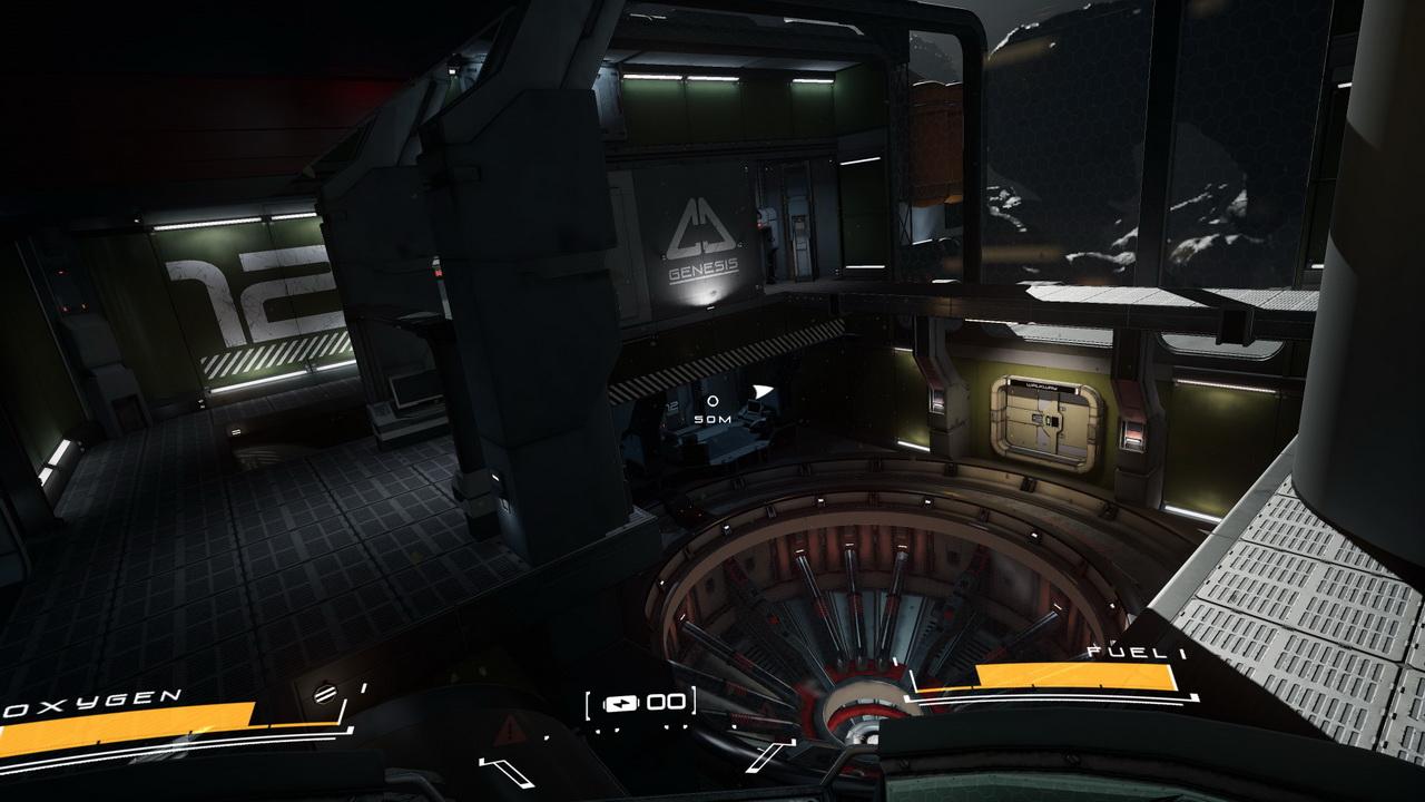 Detached - stacja kosmiczna