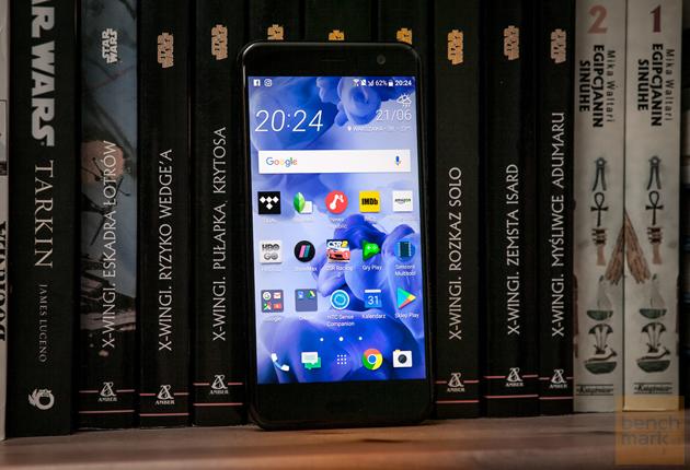 HTC U11 książki
