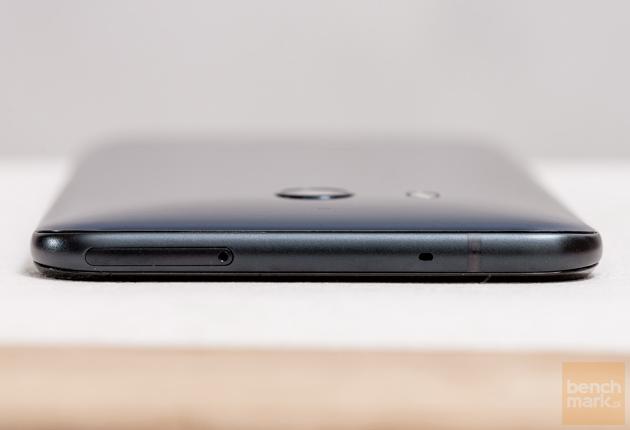 HTC U11 górna krawędź