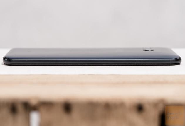 HTC U11 lewy bok