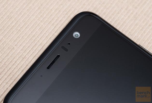 HTC U11 przednia kamera