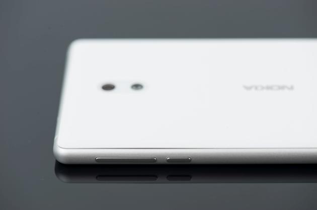Nokia 3 prawy bok