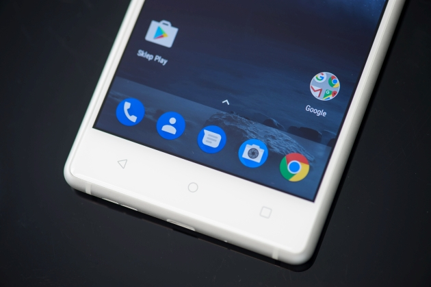 Nokia 3 przyciski funkcyjne