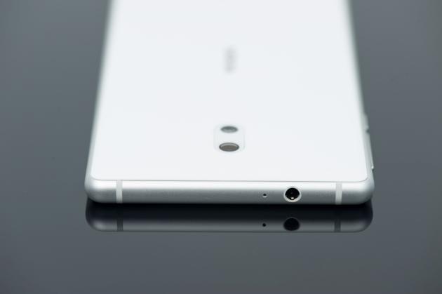Nokia 3 złącze słuchawkowe