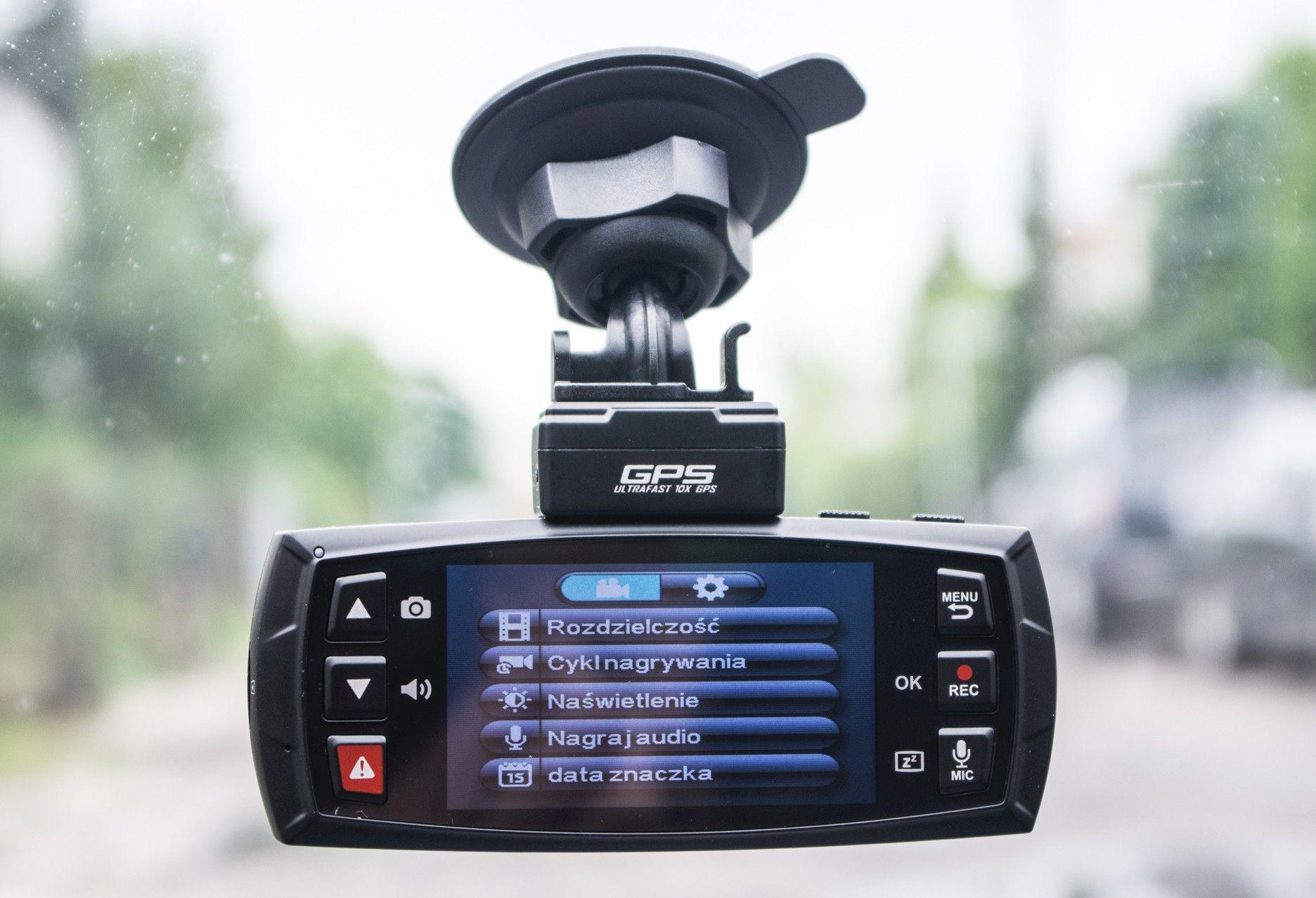 DOD LS470W GPS - menu_1