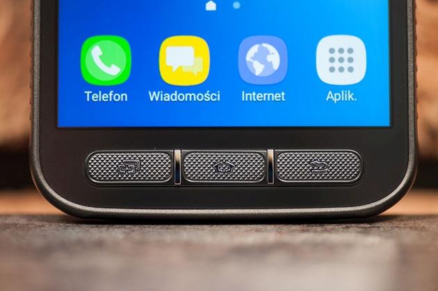 Samsung Galaxy Xcover 4 przyciski