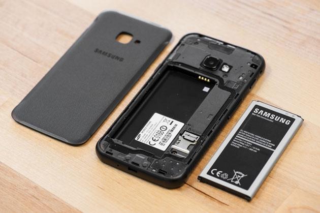 Samsung Galaxy Xcover 4 wymienna bateria