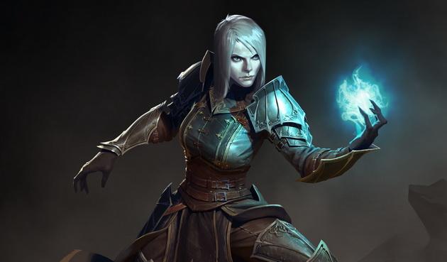 Diablo III: Przebudzenie Nekromantów - nekromantka