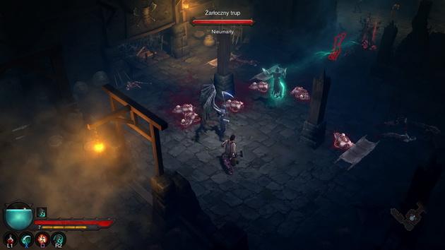 Diablo III: Przebudzenie Nekromantów - żarłoczny trup