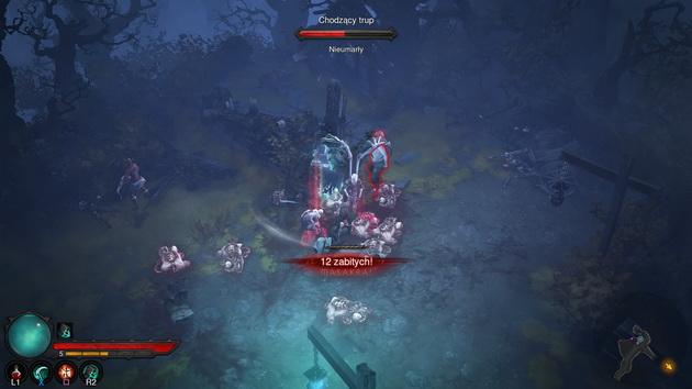 Diablo III: Przebudzenie Nekromantów - 12 zabitych